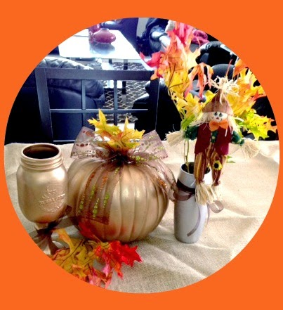 Decorate With Pumpkins for Thanksgiving