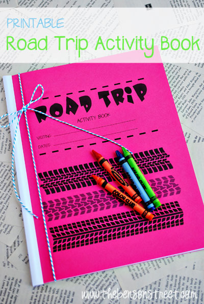 6 Great Road Trip Games And Activities For Kids Free Printable