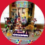 Sesame Street Cookie Buffet