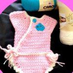 Baby Onesie – Free Pattern