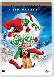 Grinch Family Movie Night – Free Printables