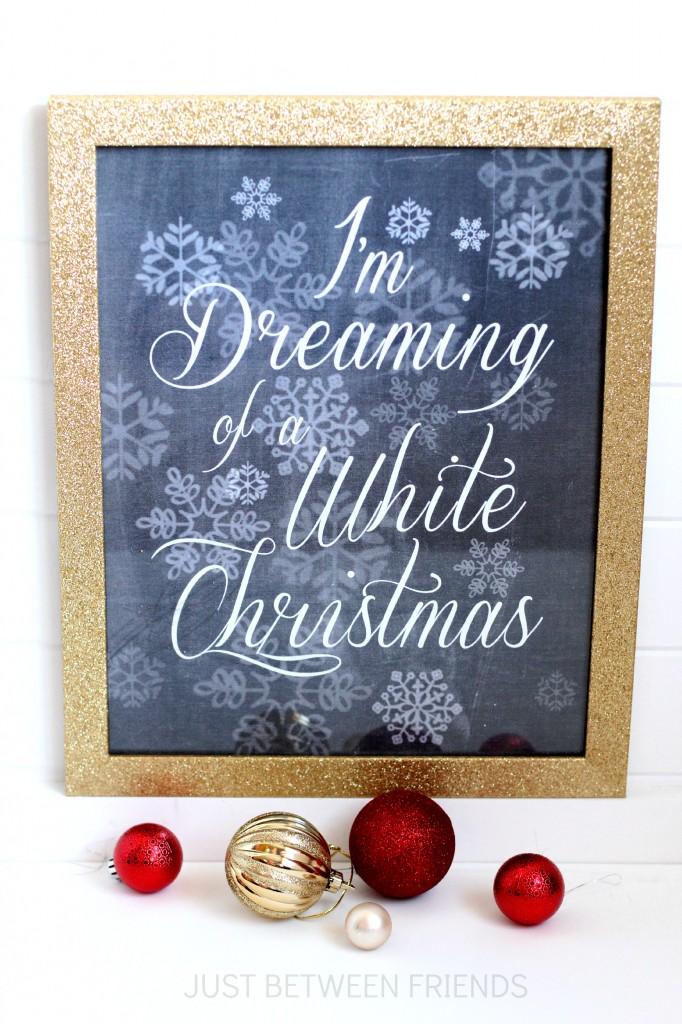 FREE Christmas Printables Round Up!