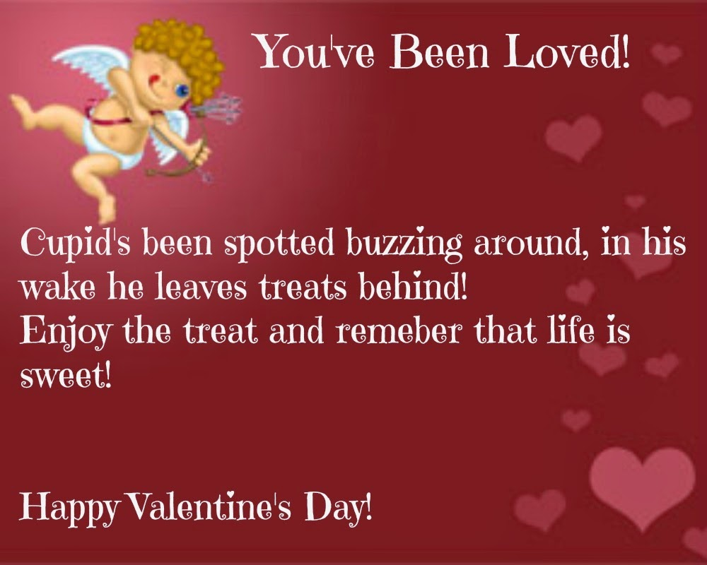 """You've Been Loved"" Valentine Neighborhood Game – FREE PRINTABLE"