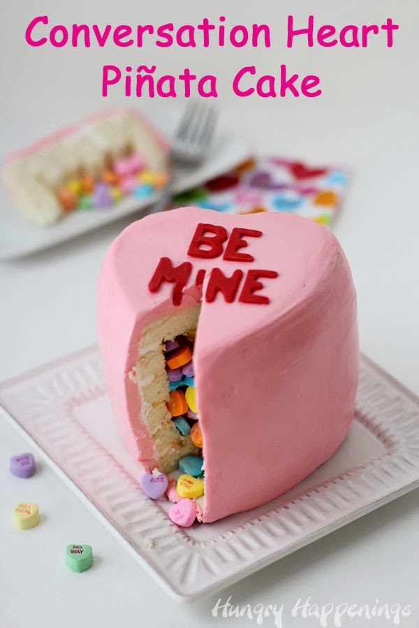 Conversation Hearts Valentine Treats Round-Up