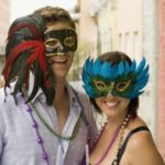 DIY Mardi Gras Masks – FREE Template