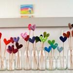 Valentine Mason Jars - FREE Printables