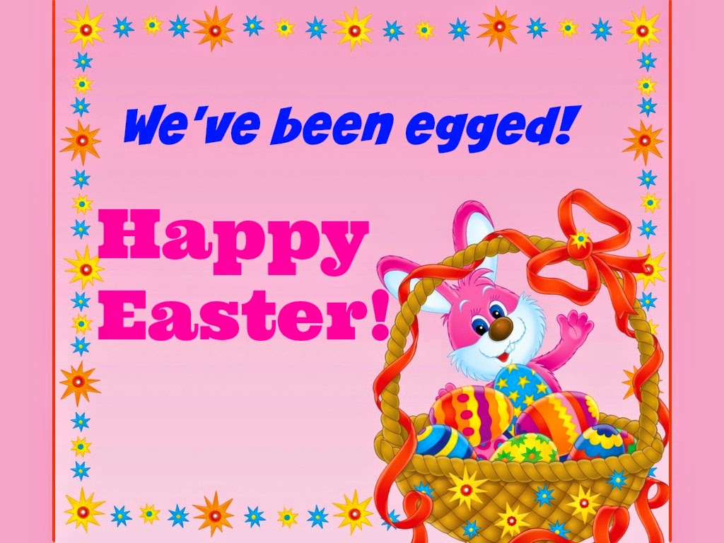 image relating to You've Been Egged Printable named Youve Been Egged!!! - Easter Local Recreation - No cost