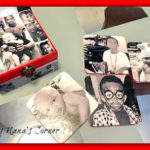 Last Minute DIY Father's Day Gift – Decoupage Coasters