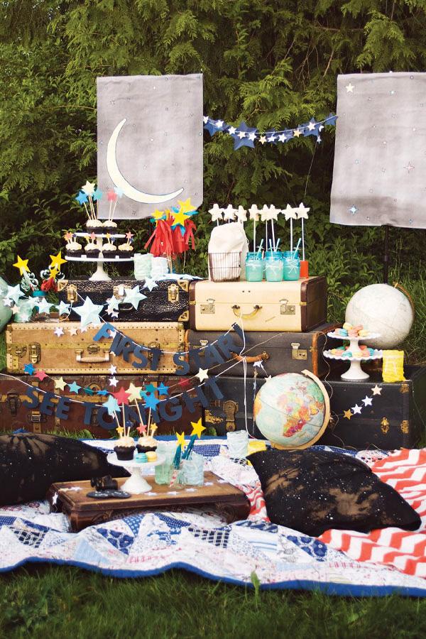 Star Gazing Party – DIY Tutorials & FREE Printables