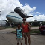 A Half Day at the Johnson Space Center Houston