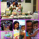 """Onderland"" Twins' Birthday Party - FREE PRINTABLES"