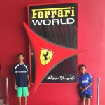Half Day at Ferrari World is More than Enough