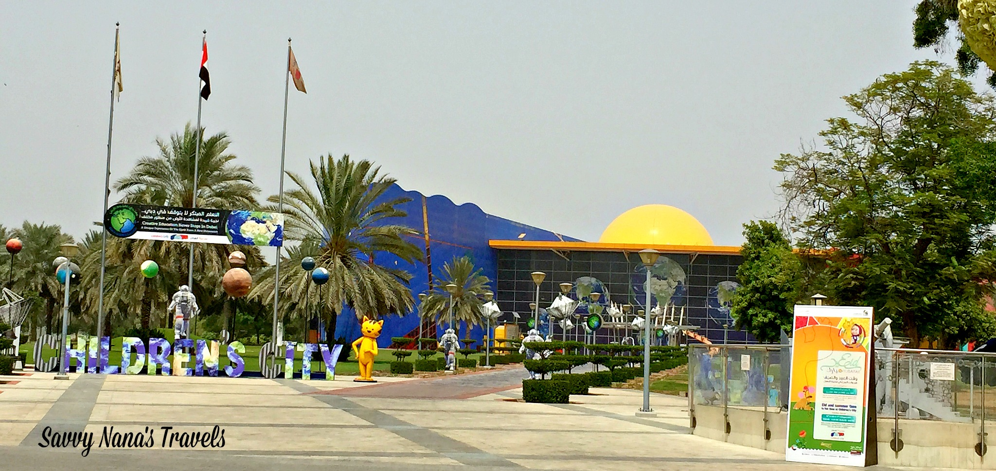 Dubai's Children City – Fun, Educational, and Inexpensive!