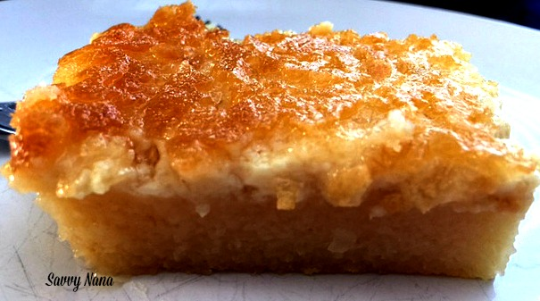 how to cook cassava cake filipino style