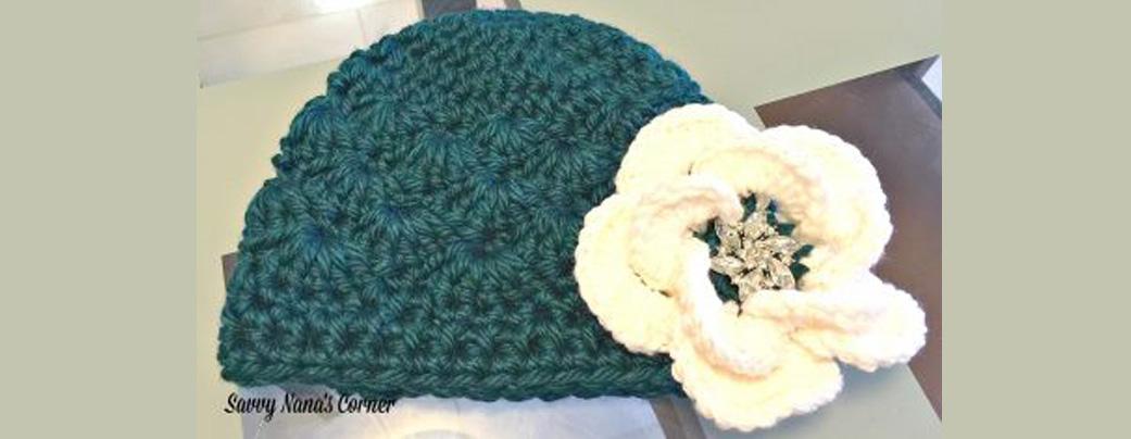 Belle Epoch Hat – FREE Crochet Pattern