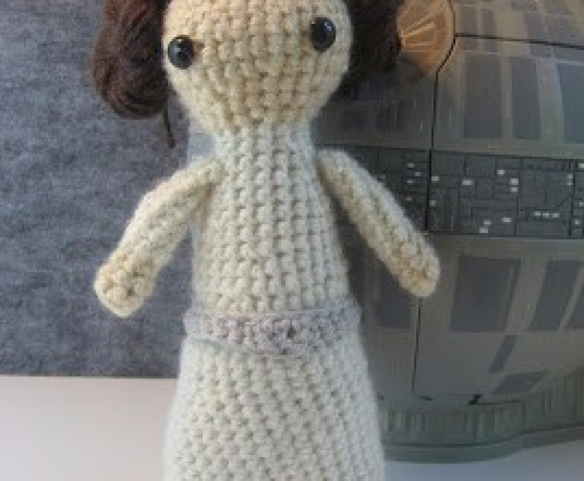 Amigurumi Star Wars Patterns Free : Star wars crochet patterns round up of free patterns savvy nana