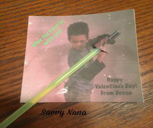 Star Wars Valentines – DIY Valentine Cards
