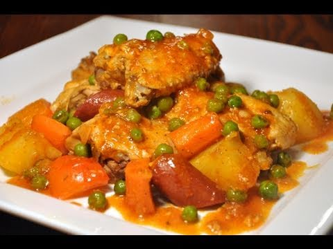 Chicken Afritada Recipe!!!