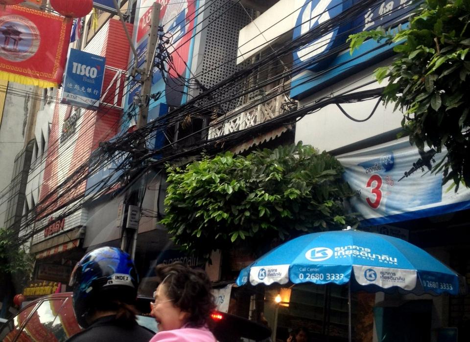 In & Around Bangkok