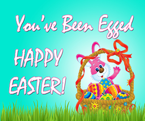 photo regarding You've Been Egged Printable named Easter Regional Match - Youve Been Egged - Absolutely free