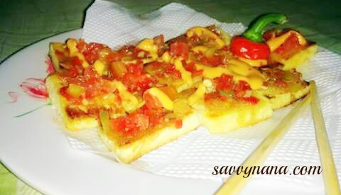 Bruschetta Filipino Style – Fresh!