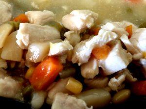 Chicken n gravy dog food topper recipe savvy nana chicken n gravy dog food topper forumfinder Gallery
