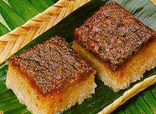 Sweet Rice Cake Recipe Filipino