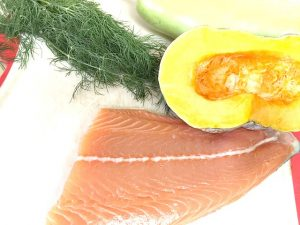 Salmon & Dill