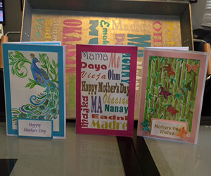 Homemade Mother's Day Cards – Free Printable