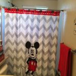 Mickey Mouse Bathroom Decor – Free Template