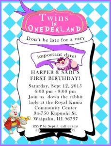 onederland invite
