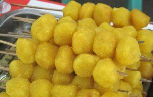 Cascaron – Bitsu-Bitsu (Dough Balls) Recipe