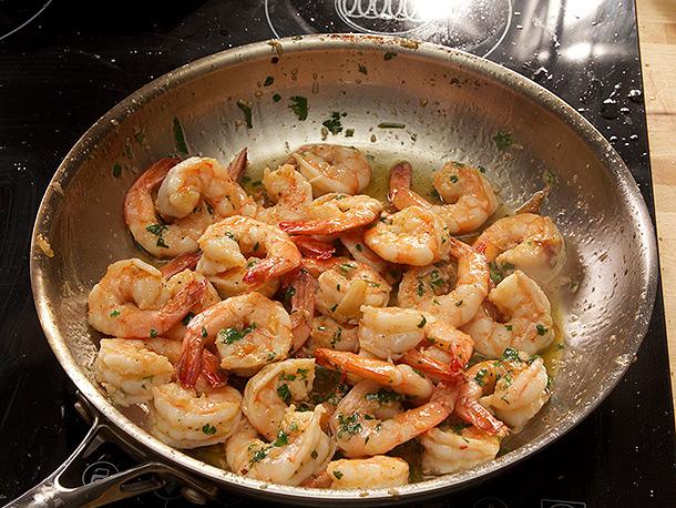 Gambas al Ajillo – Mexican Shrimp Scampi