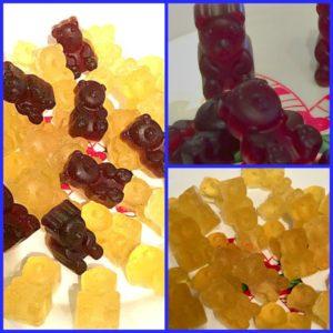 wine gummy bears