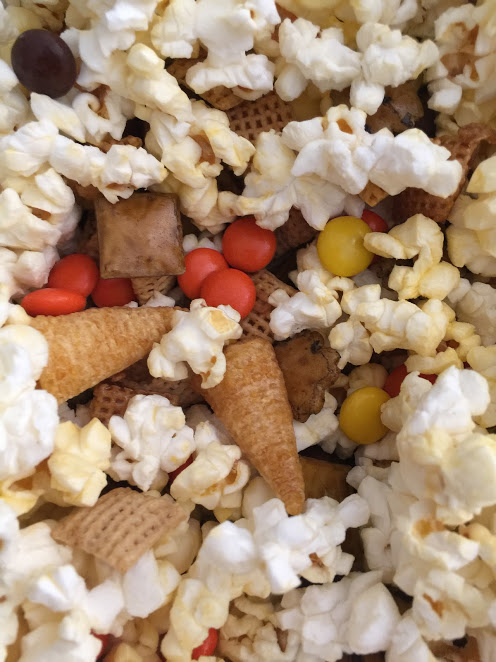 The Ultimate Movie Popcorn Mix