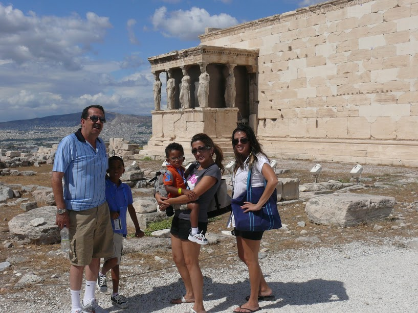 Athens With Kids – 6 Family Friendly Activities