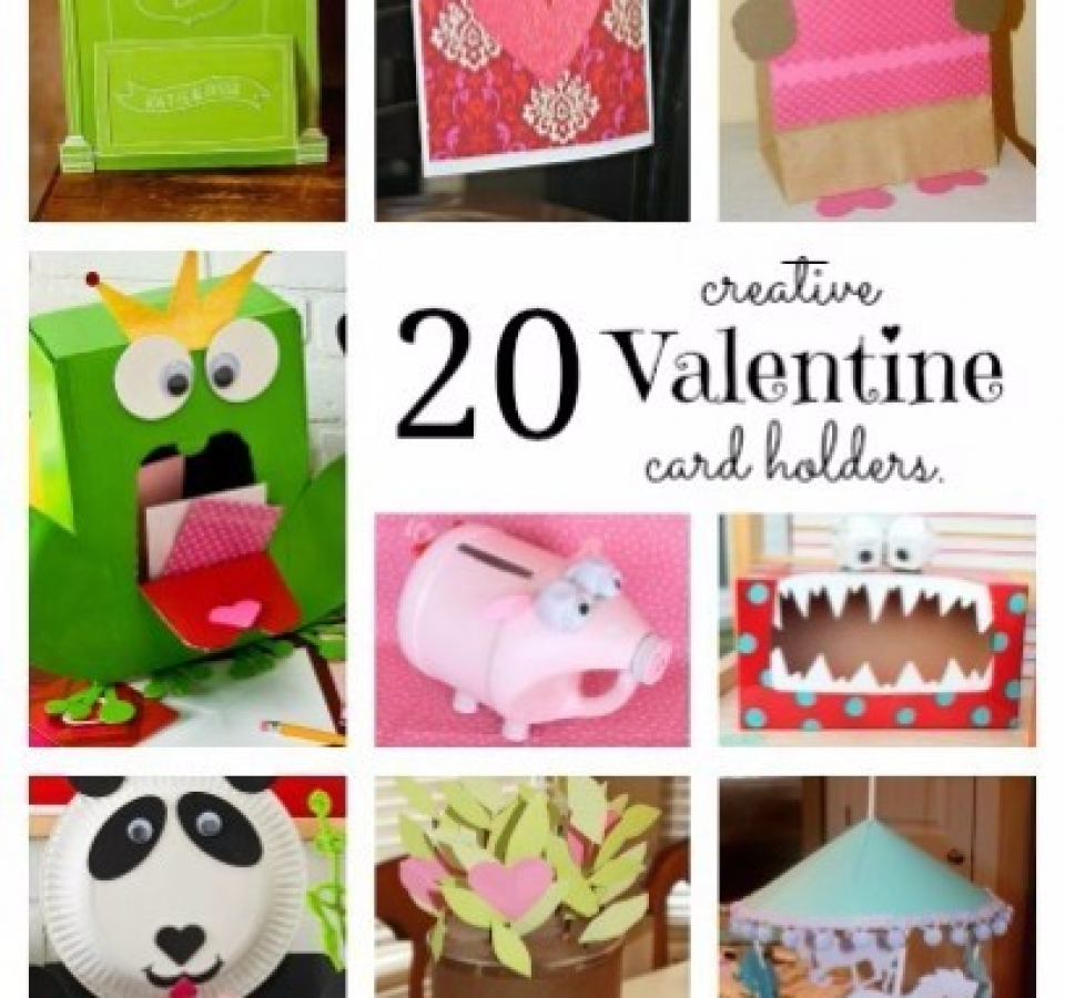3 Non-Candy Valentine Cards for School & Free Heart Shaped Animals Templates!