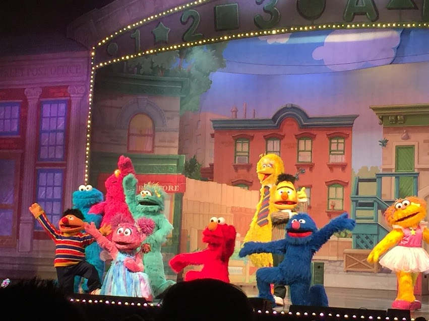 Sesame Street Live: Elmo Makes Music!