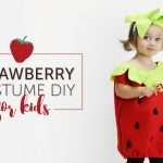 Strawberry Costume DIY for Kids