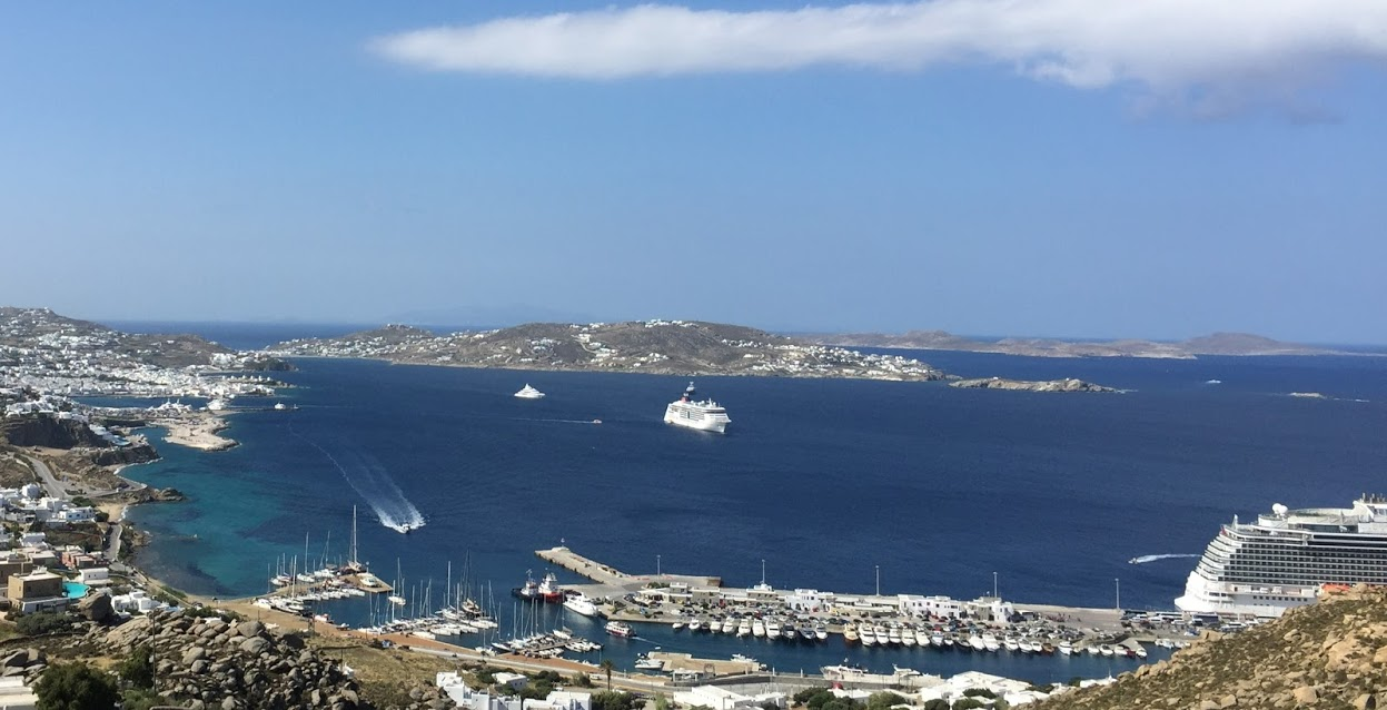 Mykonos Cruise Port
