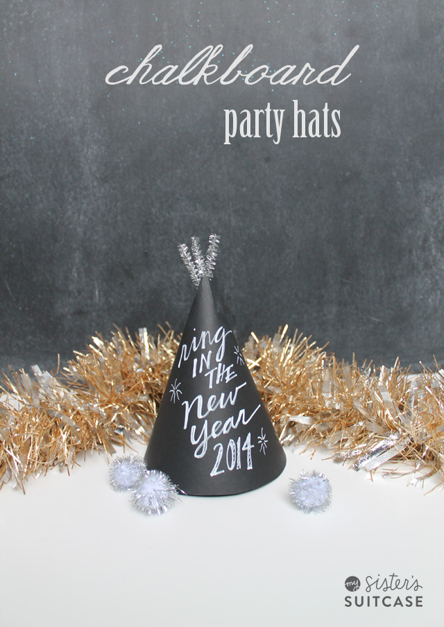 DIY New Year's Eve Bash on a Budget – FREE Templates and Printables