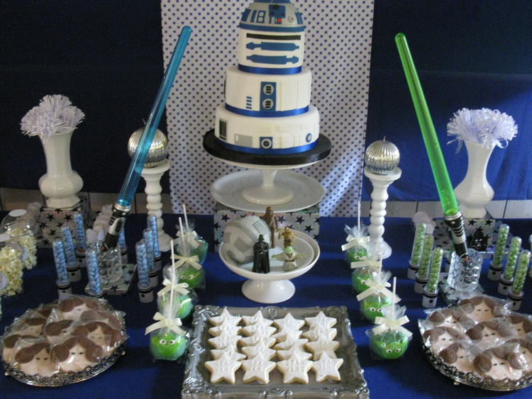 Star Wars Party for All Ages