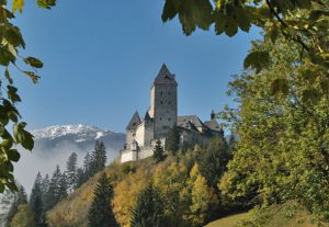 haunted castles in europe