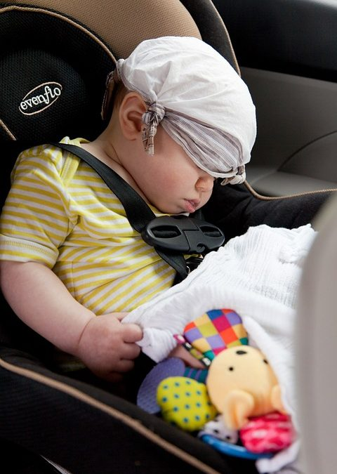 4 Things You Should Look For When Buying A Child Car Seat