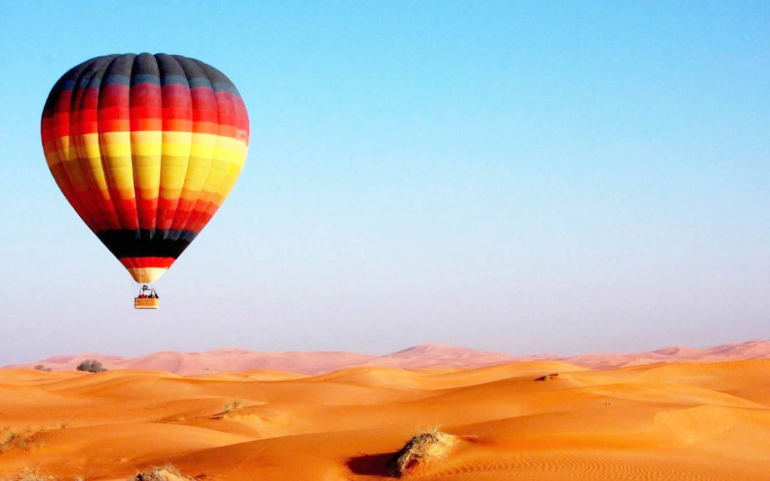 Experience Dubai with 5 Unique Activities