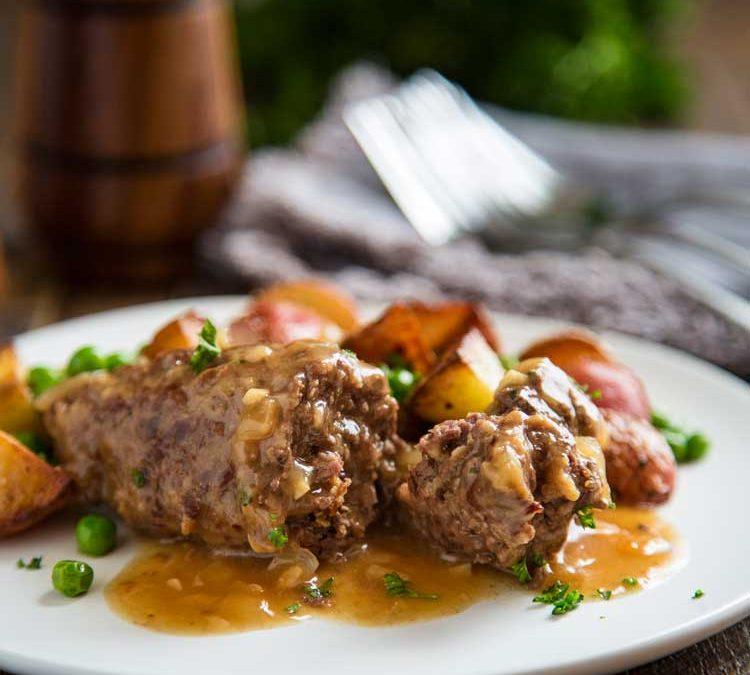 Savory Beef Roll Ups
