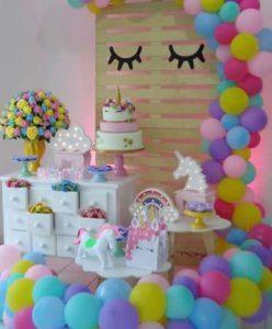 Unicorn Theme Party Ideas