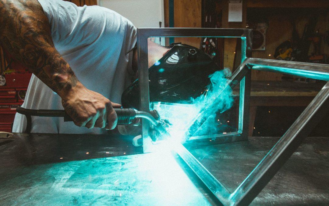 6 Welding Project Ideas for Beginners