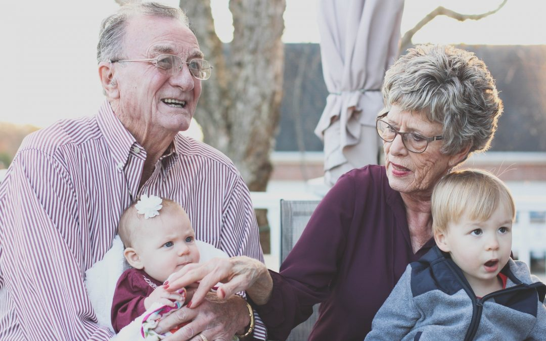 Setting Boundaries To Enjoy Early Retirement & Time With Your Grandchildren