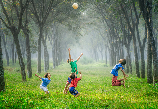 How To Get Your Kids To Be More Active